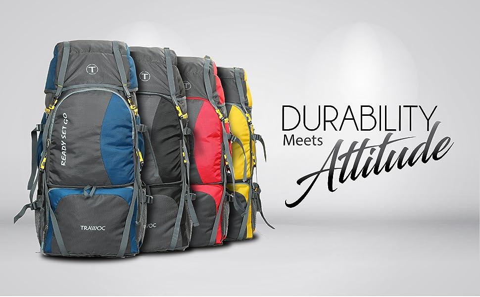 durability meets attitude