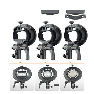 Godox S2 Tragbarer Blitz S Typ Halter Speedlite Kamera