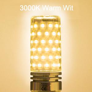 Ledlampen Warm wit