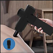massage gun for athletes  OBOR Deep Tissue Massage Gun Electric Full Body Handheld Muscle Percussion Massager 5 Speed Adjustable Quiet & Powerful Device for Personal Health Care 0b43ecd1 d20f 42e0 bc44 a3b1b1388982