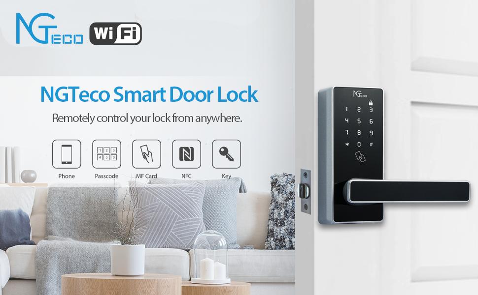 NGTeco Smart Door Lock
