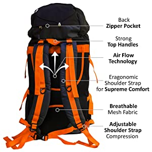 CAMPSACK BACKPACK