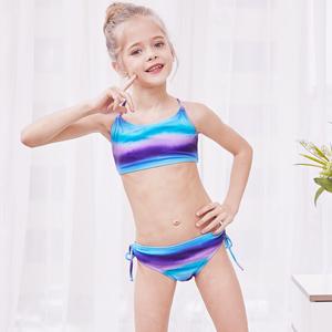 Amazon.com: Play Tailor Girls Bikini Swimsuit Kids Bathing