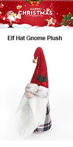 11.4in Christmas Gnome Plush