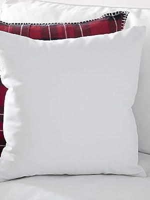 White Pillow Insert