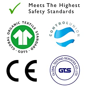 Meets the highest safety standards