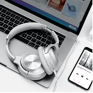 bluetooth noise-cancelling headphone