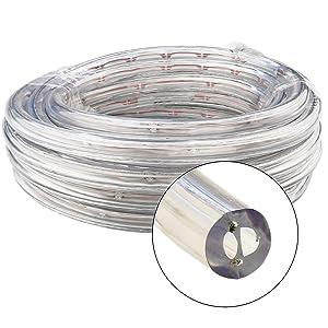 heavy-duty rope lights