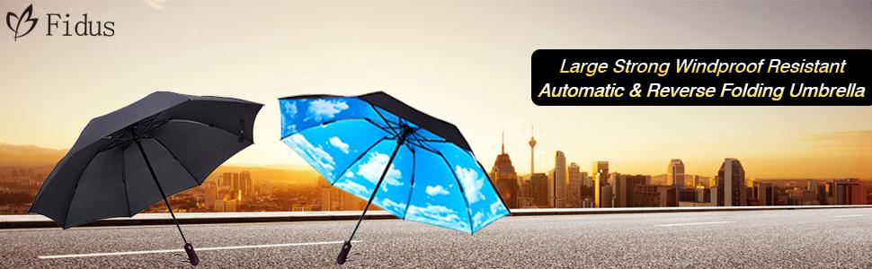 Fidus Auto Umbrella