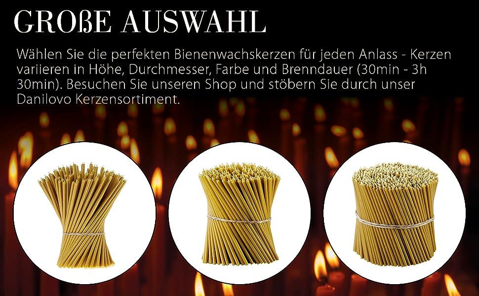 Nachhaltige Produkte Ungiftig Ru/ß Tropffrei Rituals Orthodoxe Kerzen f/ür Gebet H/öhe: 16 cm /Ø 5,7 mm Tischdeko Hochzeit Danilovo 50 St/ück Burgunder Bienenwachs Kerzen Lang N100