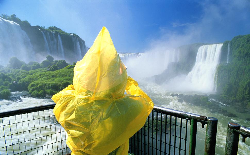 Concerts Water Rides Festival Rain Poncho Disposable Theme Parks