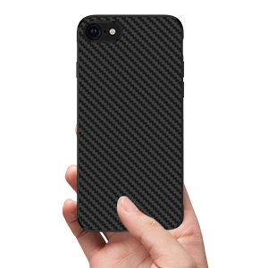 Syncwire Funda iPhone 8, Funda iPhone 7, [Textura Fibra de Carbono ...