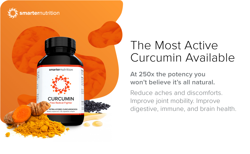 The Most Active Curcumin Available