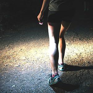 led flashlight headlamp led night light camping flashlight with blinking light led light for walking