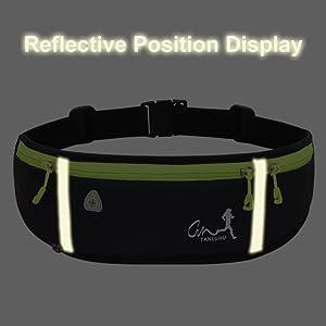 Reflective Stripe Design