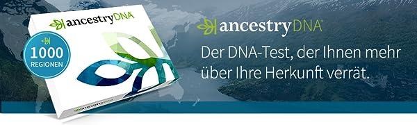 DNA test der ihnen mehr uber ihre Herkunft verrat