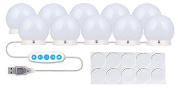 LED-Spiegellampen