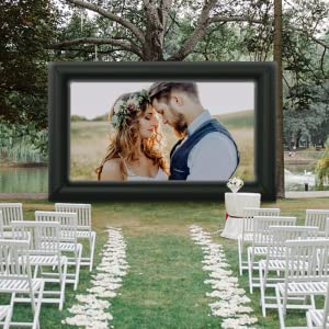 Projection movie screen