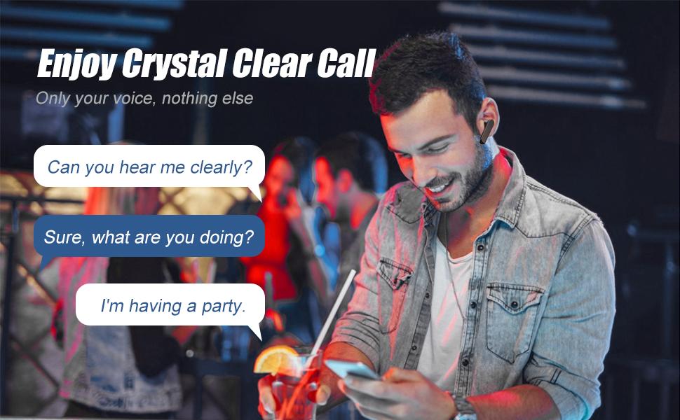 Crystal-clear call cVc 8.0 noise canceling technology