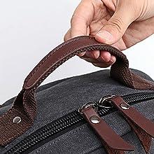 sling bag's handle