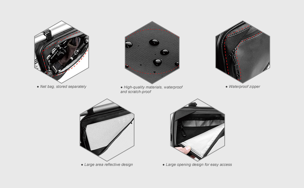 Organized compartments