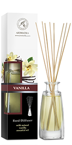 Reed Oil Diffuser Scented Reed Diffuser Fragrance Lemongrass Pine Diffuser Gift Set Fir Signature