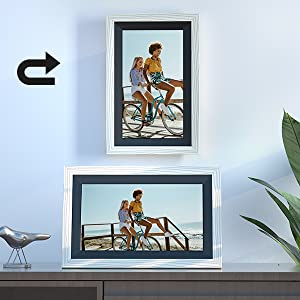 digital picture frame wifi