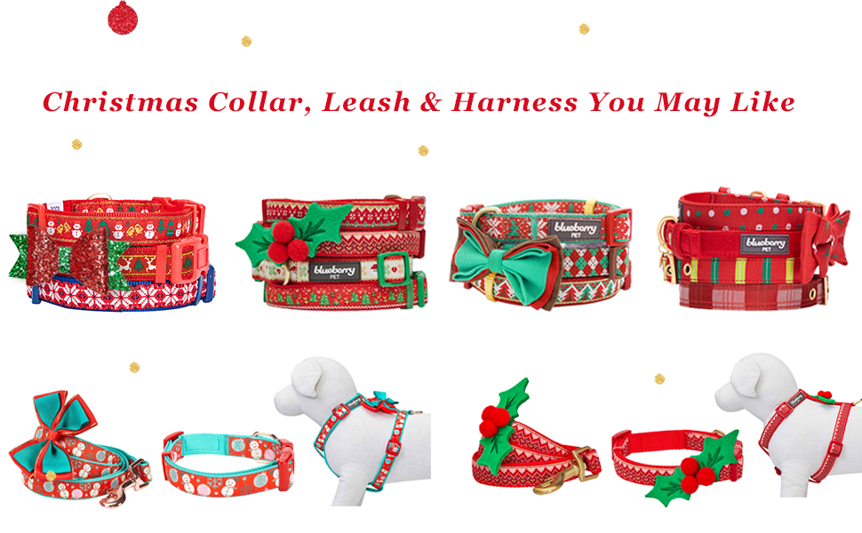 CHRISTMAS COLLAR