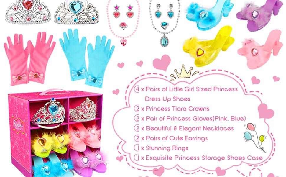Princess Gift for Little Girls