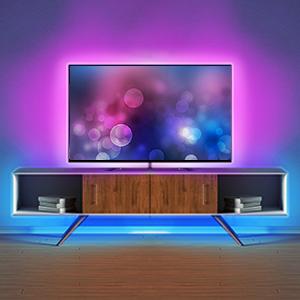 RGB LED Strip Lights 59ft