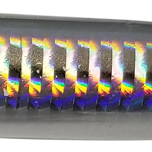Holographic Reflective Sides