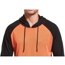 Long-Sleeve Hooded Sweatshirt