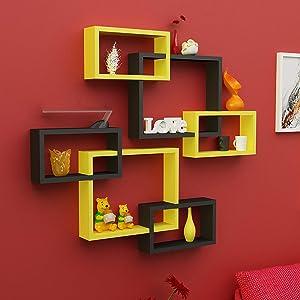 onlineshoppee wall shelf