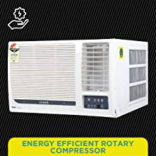 Energy Efficient Rotary Compressor