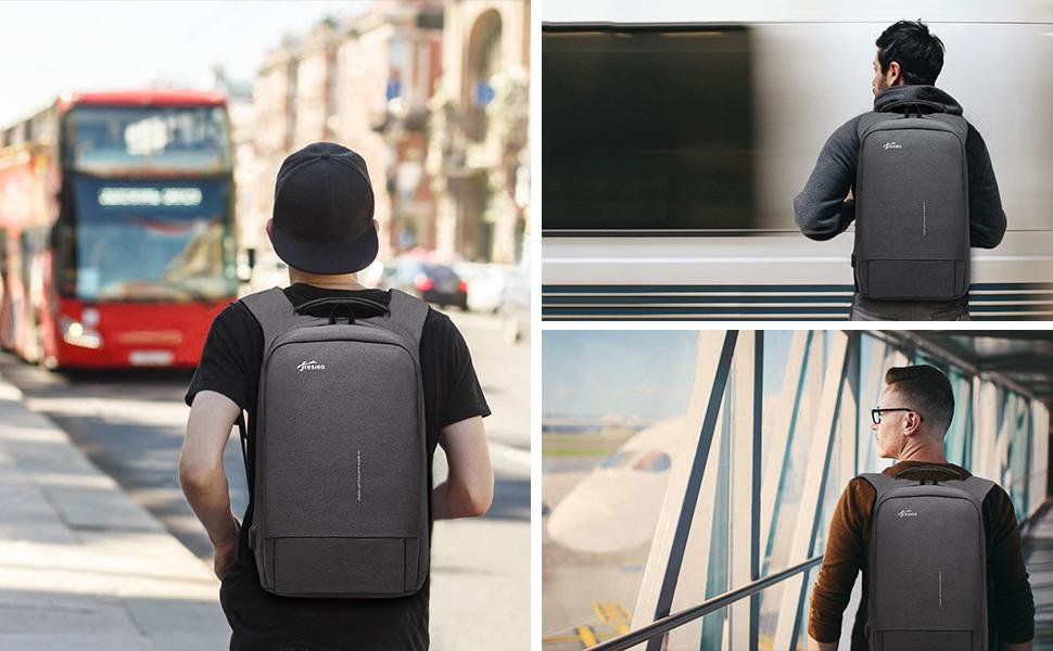 Anti-diebstahl Laptop Rucksack