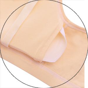 Doaraha Reggiseno Allattamento Cotone Reggiseni Gravidanza Tmbottito Ultra Stretch Senza Ferretto e Cuciture per Un Comfort Ottimale