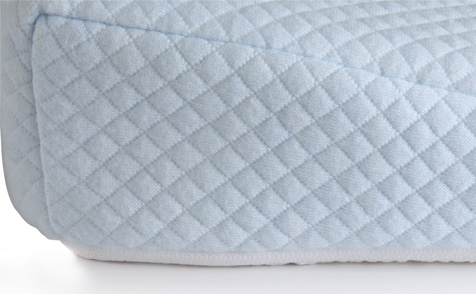 newborn sleeper pack toddler pillows organic head memory waterproof acid anti portable side position