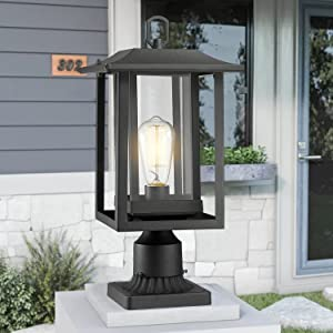 Outdoor Post Light A197 Series