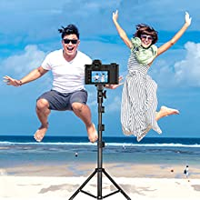 Work as a Camera Tripod