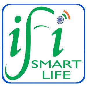 IFITech WiFi Door Sensor, Wireless Sensor, Smart Security Alarm, Door Alarm, Home Automation Sensor