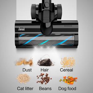 INSE N5 Wireless Vacuum