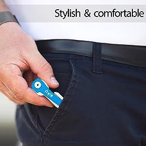 keychain organizers keybar key organizer key smart pro key chain leather key organizer