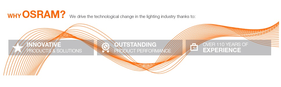 Why OSRAM about us