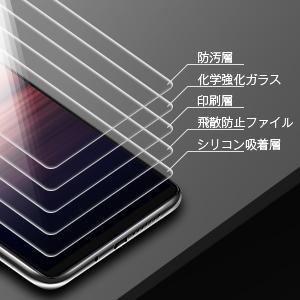 新Xperia 1 II ガラスフイルム