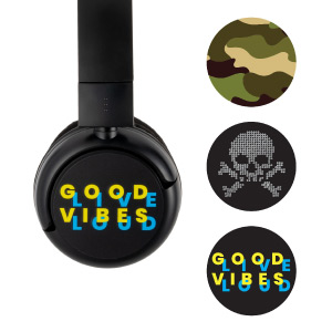 Buddyphones POP Tean Headphones