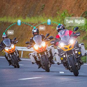 Motorrad Interphone