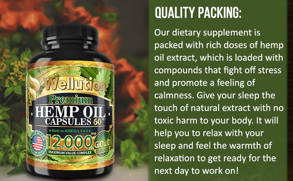 hemp oil anxiety relief