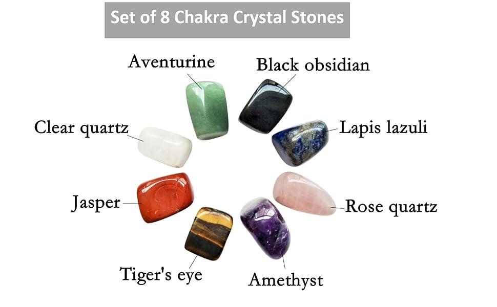 Piedras chakra