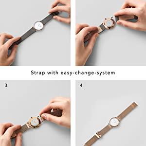 Easy Change System