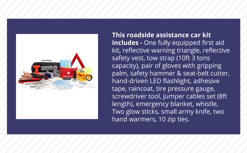 Roadside Car Kit